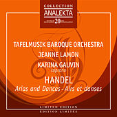 Handel: Arias and dances, Extraits de Agrippina et Alcina by Karina Gauvin