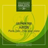 Haydn: Piano Trios by Franz Joseph Haydn
