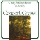Georg Friedrich Händel - Concerti grossi op. 6 by Josef Bagin Slovak Philharmonic Orchestra