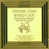Devienne, Danzi, Weber, Gade by Akos Hernádi Karl Schlechta
