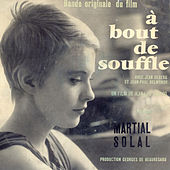 A Bout De Souffle (Original Motion Picture Soundtrack) by Martial Solal