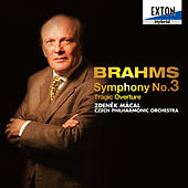 Brahms: Symphony No. 3 & Academic Festival Overture by Czech Philharmonic Orchestra