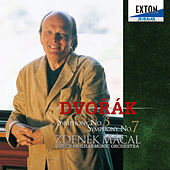 Dvorak: Symphony No. 3 (Simrock Edition) & No. 7 by Czech Philharmonic Orchestra