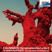 Kalinnikov: Symphonies No. 1 & No. 2 by Iceland Symphony Orchestra