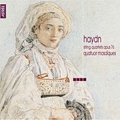 Haydn: String Quartets Op. 76 by Quatuor mosaïques