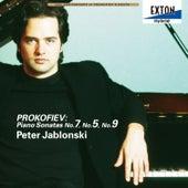 Prokofiev Piano Sonatas: No. 7, No. 5, No. 9 by Peter Jablonski