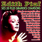Ses 20 Plus Grandes Chansons by Edith Piaf