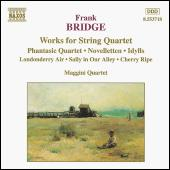 Works for String Quartet by Frank Bridge
