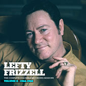 The Complete Columbia Recording Sessions, Vol. 8 - 1966-1968 by Lefty Frizzell