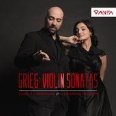 Grieg: The Violin Sonatas, Opp. 18, 13 & 45 by Duo Cammarano-Deljavan