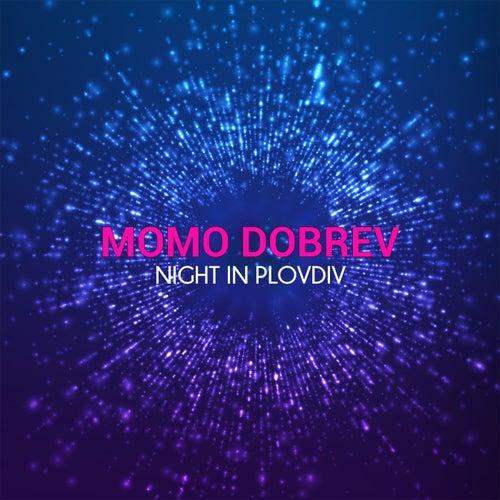 Night in Plovdiv by Momo Dobrev