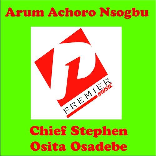 Arum Achoro Nsogbu by Chief Stephen Osita Osadebe