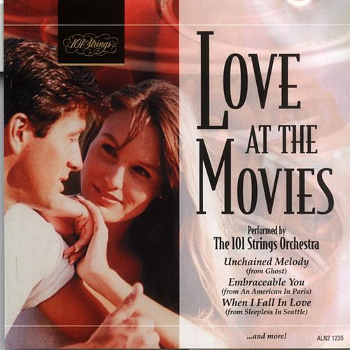 Love At The Movies by 101 Strings Orchestra