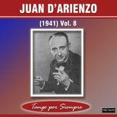 (1941), Vol. 8 by Juan D'Arienzo