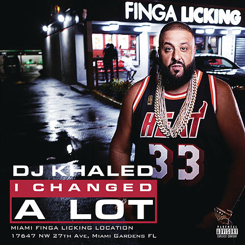 I Changed A Lot by DJ Khaled