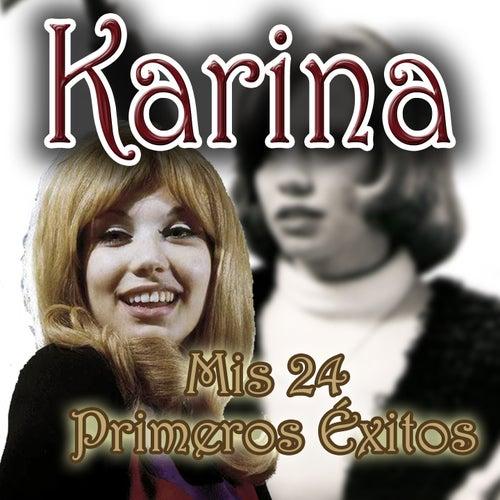 Mis 24 Primeros Éxitos by Karina