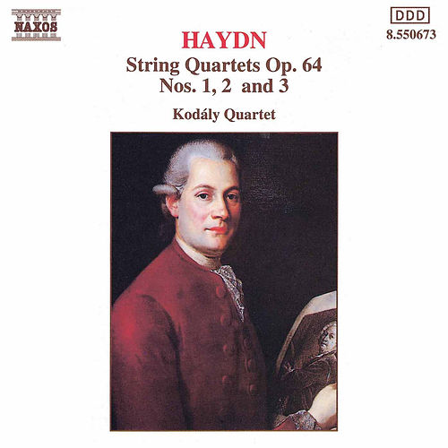 String Quartets, Op. 64, Nos. 1 - 3 by Franz Joseph Haydn