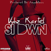 Si Dwn - Single by VYBZ Kartel
