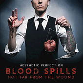 Blood Spills Not Far From The Wound by Aesthetic Perfection