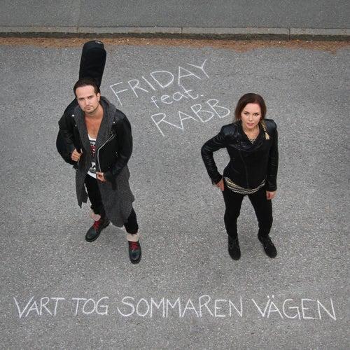 Vart tog sommaren vägen (feat. Rabb) by Friday