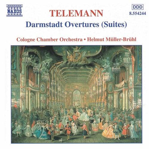 Darmstadt Overtures by Georg Philipp Telemann