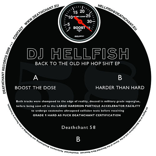 Boost The Dose by Hellfish