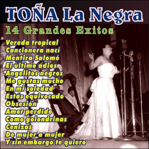 14 Grandes Éxitos by Toña La Negra