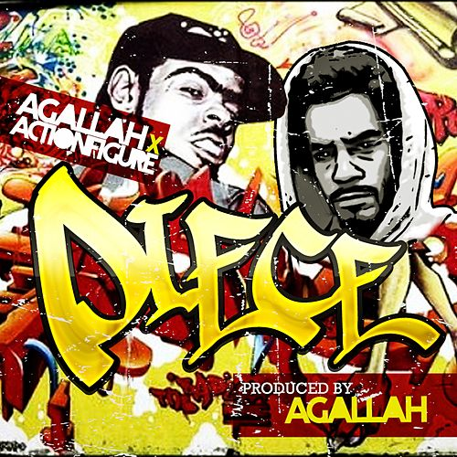 Piece (feat. Action Figure) - Single by Agallah