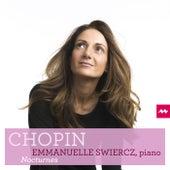 Chopin: Nocturnes by Emmanuelle Swiercz