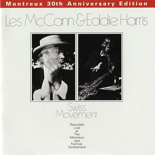 Swiss Movement by Les McCann