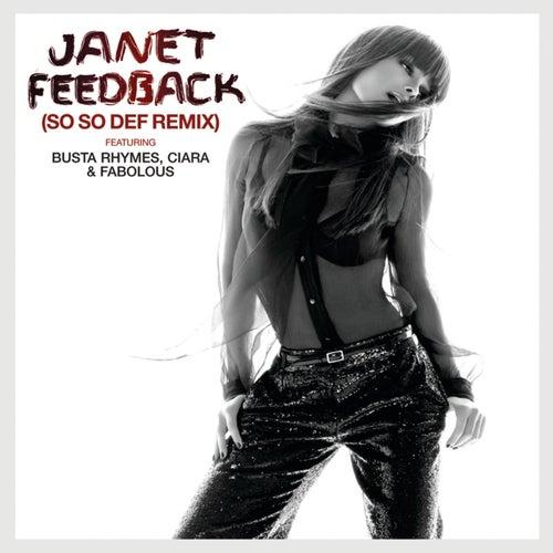Feedback (So So Def Remix) by Janet Jackson