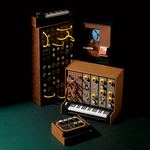 Moog Acid by Jean-Jacques Perrey