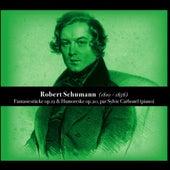 Robert Shumann, Fantasiestücke op.12 & Humoreske op.20 by Sylvie Carbonel
