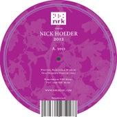 2012/A Strange Delight by Nick Holder