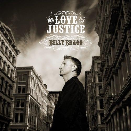 Mr. Love & Justice by Billy Bragg