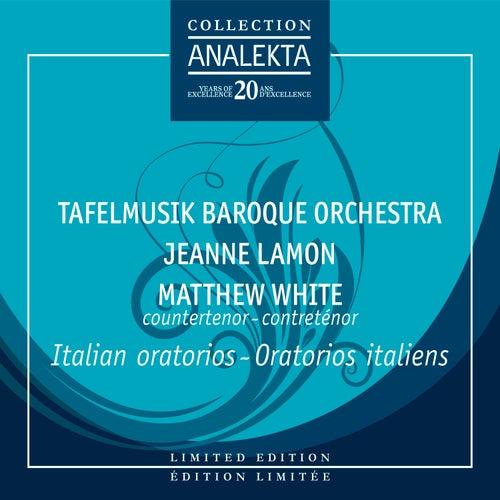 Oratorios Italiens by Matthew White