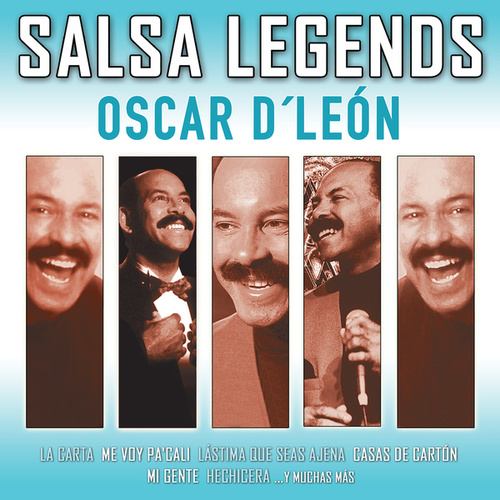 Salsa Legends by Oscar D'Leon