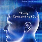 Study & Concentration - Good Study Music and Relaxing Meditation Songs for Mind Power, Focus, Brain Stimulation and Studying by Study Music Academy