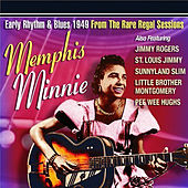 Early Rythm & Blues 1949 von Memphis Minnie