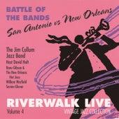 Riverwalk Live: San Antonio vs. New Orleans by Various Artists