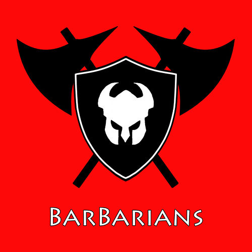 Off The Books E.P. by The Barbarians