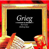 Grieg , Peer Gynt, Holberg Suite by Slovak Philharmonic Orchestra