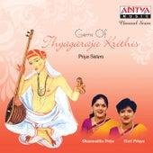 Gems of Thyagaraja Krithis by Priya Sisters