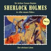 Die neuen Fälle - Fall 21: Der ehrlose Löwe by Sherlock Holmes