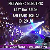 10-20-01 - Last Day Saloon - San Francisco, CA by Netwerk: Electric