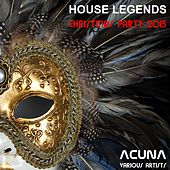 House Legends Christmas Party 2015 by Various Artists