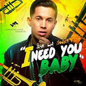 I Need You Baby by De La Ghetto