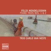 Mendelssohn: Piano Trios Nos. 1 & 2 by Trio Carlo Van Neste