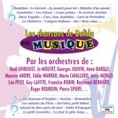 Les chansons de Dalida en musique by Various Artists