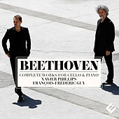 Beethoven: Complete Works for Cello & Piano by François Frédéric Guy